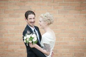 Erin and Dan.